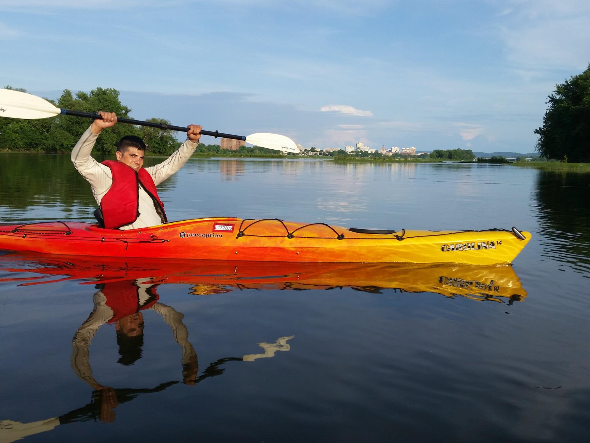 Ted kayak2