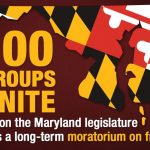 Fracking Moratorium Coalition & Bill Introduced in Maryland