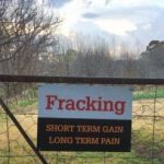 Disappointment in Weakened Fracking Moratorium Bill