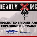 Deadly Crossings, from Waterkeeper Alliance & Forest Ethics