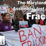 Waterkeepers Celebrate Passage of a Statewide Ban on Fracking in Maryland