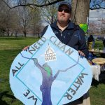 Sacred Water Ceremonies & People's Climate March