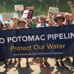 Advocates Introduce Legislation to Protect Maryland Waters from Fracked Gas Pipelines