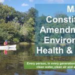 Take action to secure your constitutional right to environmental health & justice!