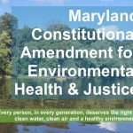 Press Release: Baltimore City Passes Resolution in Support of a Maryland Constitutional Right for Environmental Health & Justice