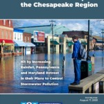 New Report Documents Retreat by PA and MD in Efforts to Control Stormwater Pollution in Chesapeake Bay