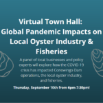 Town Hall: Global Pandemic Impacts on Local Oyster Industry & Fisheries