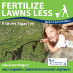 Now is the time to take the Lawn Fertilizer Pledge!
