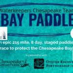 Waterkeepers Bay Paddle Team
